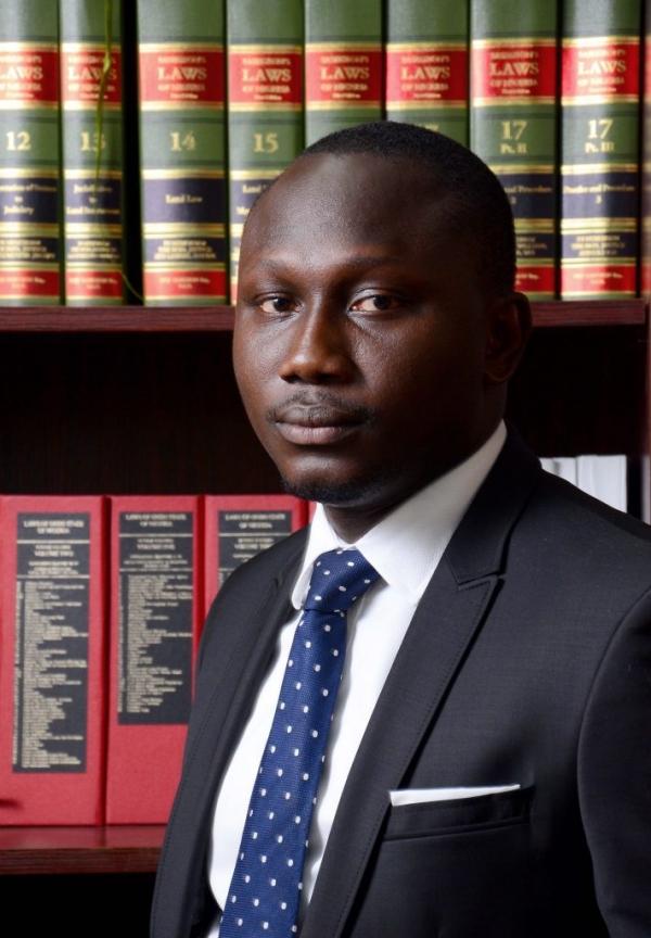 Mr. Oyetola Muyiwa Atoyebi - The Youngest Senior Advocate of Nigeria (SAN)