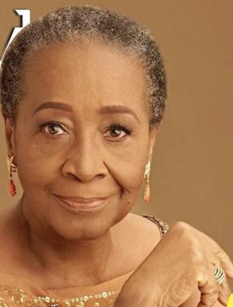 Chief (Mrs) Olutoyin Olakunri (Africa's First Female Chartered Accountant)