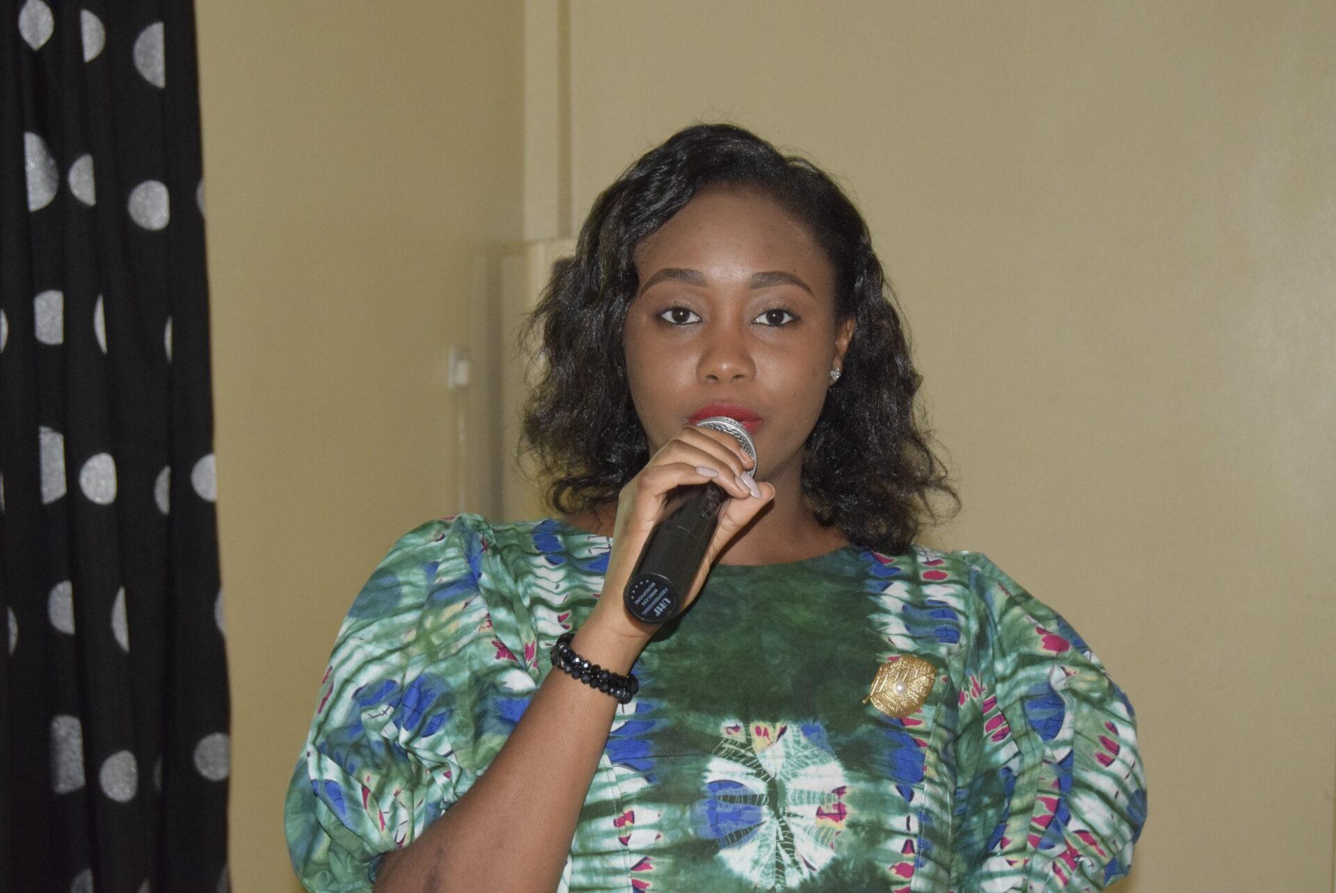 Damilola Araoye (UNICEF Roundtable)