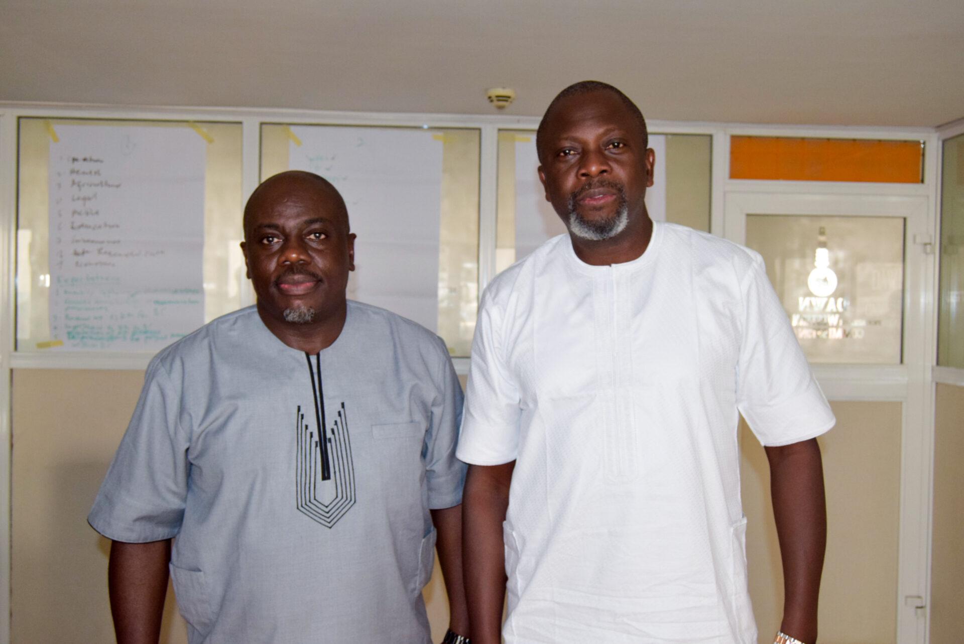 Hon. Ogunwuyi (Exe Ass. Investment Oyo State) 2