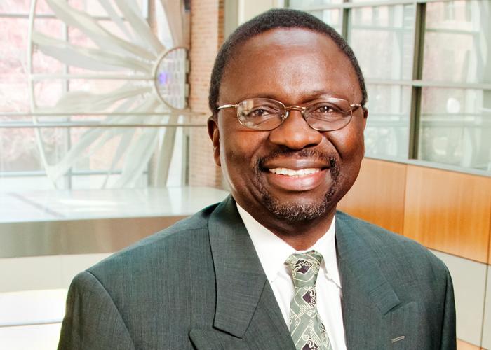 College of Engineering Dean Ilesanmi Adesida