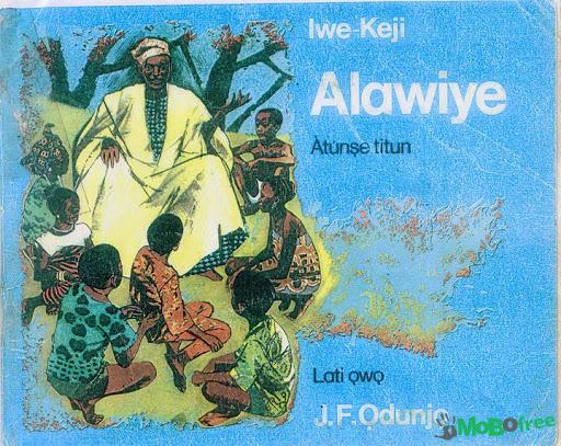 J F Odunjo - Alawiye