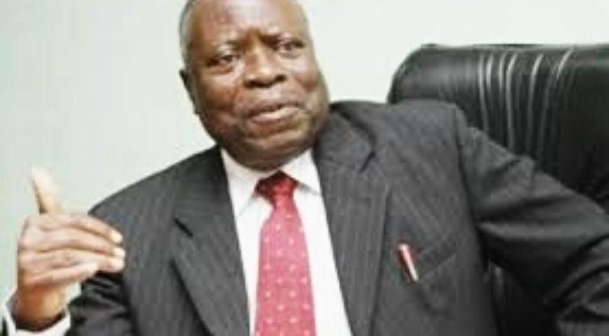 Hon. Justice Emmanuel Olayinka Ayoola (CON)