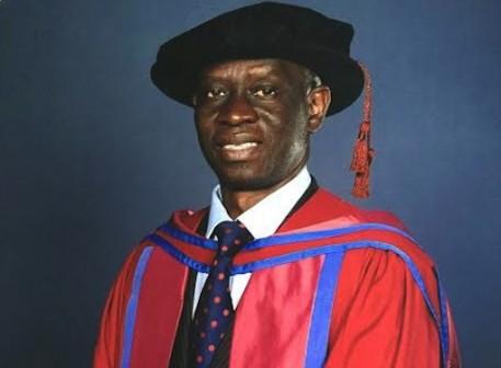 Prof Abiodun Alao