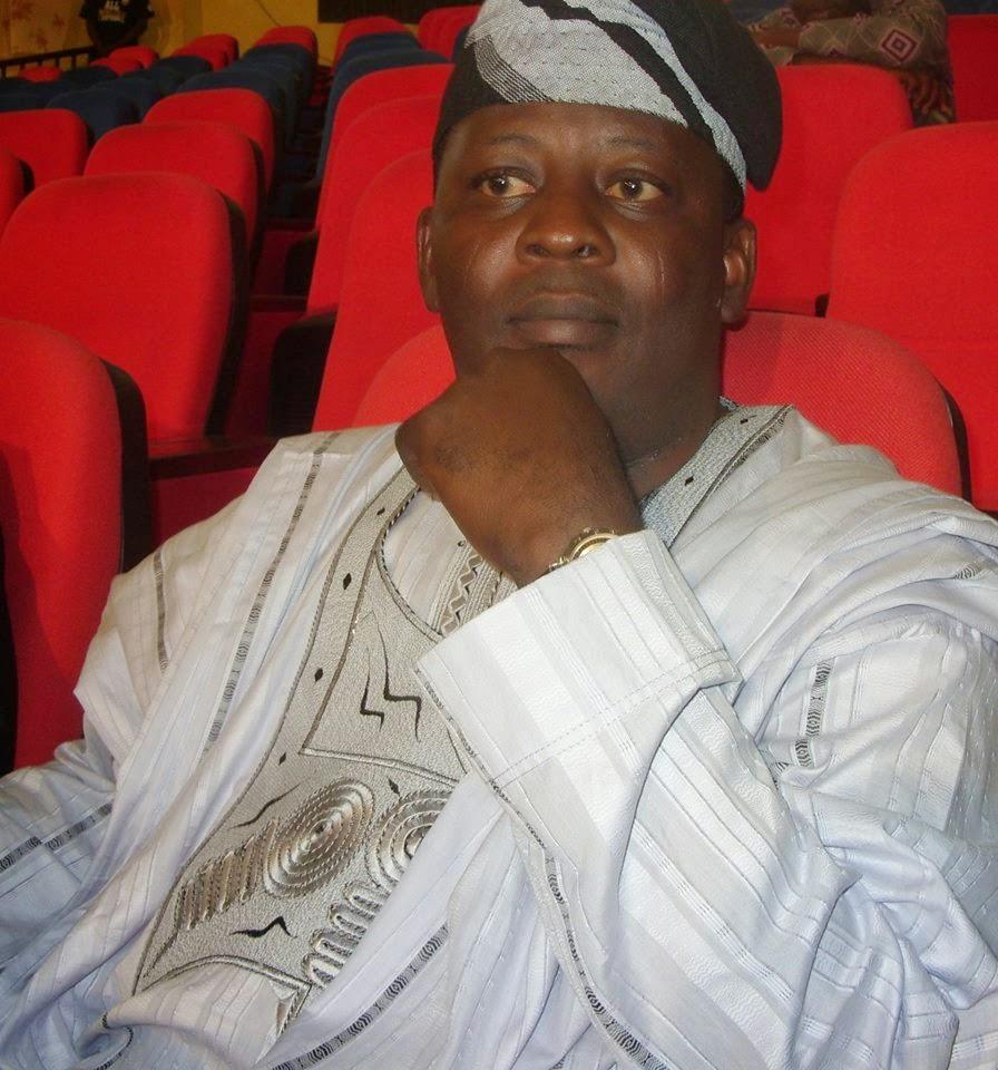 Prof Siyan Oyeweso
