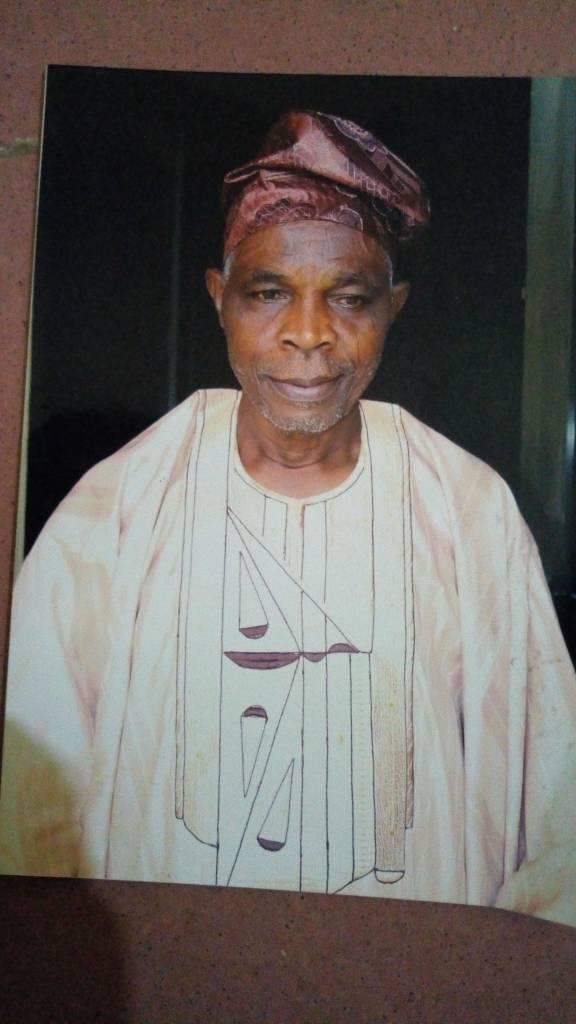 Prof Wale Oyemakinde