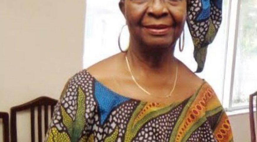 Prof. Omolara Ogundipe-Leslie