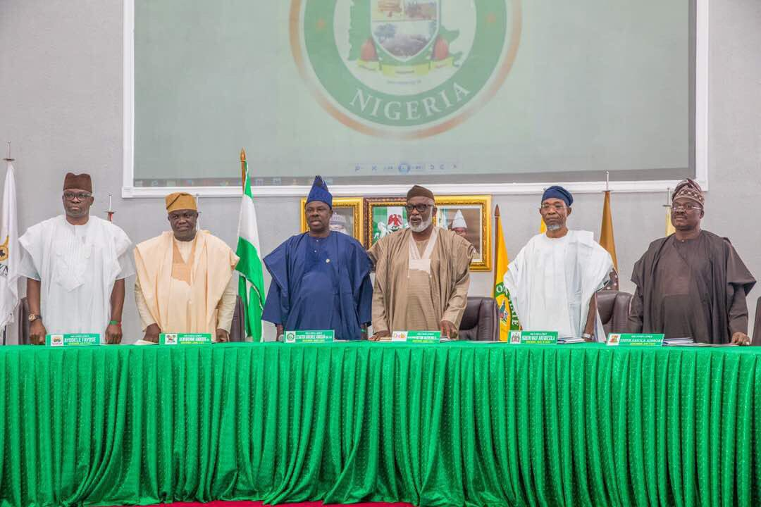 COMMUNIQUE – Quarterly Western Nigeria Governors' Forum Meeting (24th July, 2017)