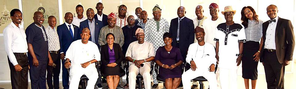 Southwest Agric Commissioners & SA's