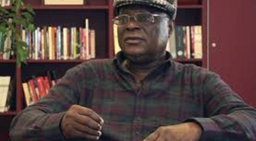Professor Babafemi Osofisan