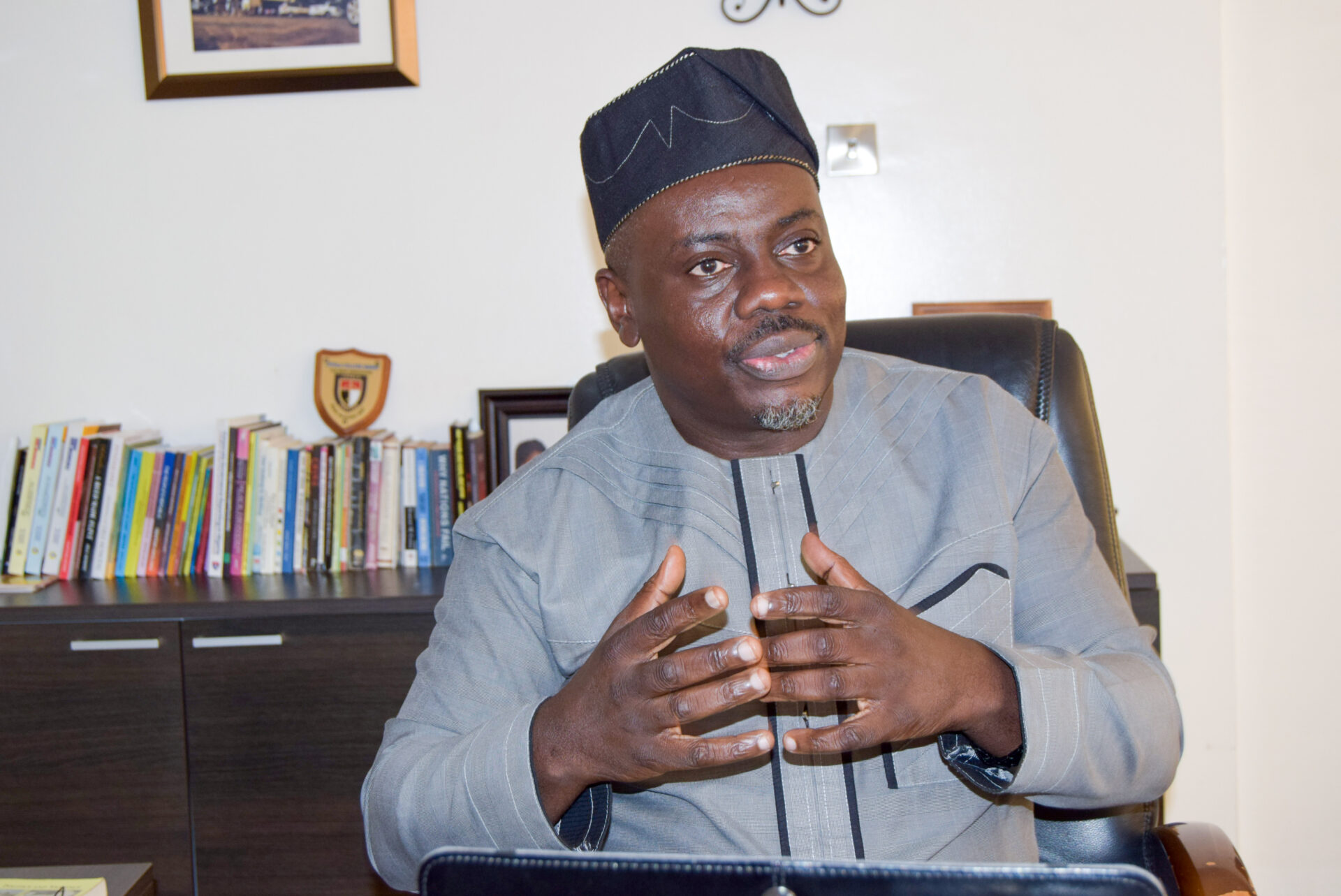 Police, Retired Security Experts Will Train Amotekun Corps – Oyeleye, DG, DAWN Commission