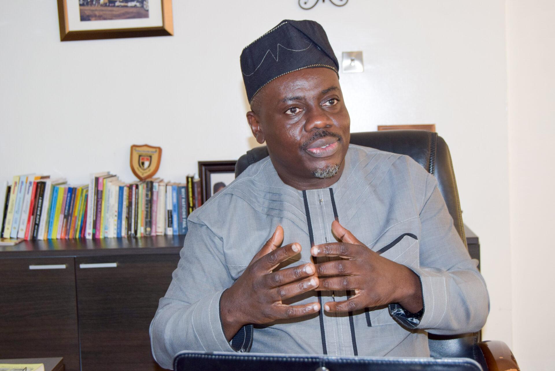 No Hidden Agenda in Establishing Operation ÀMỌ̀TẸ́KÙN ― DAWN Commission DG