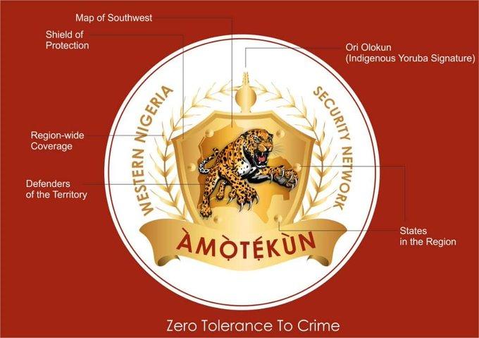 Amotekun - Official Logo