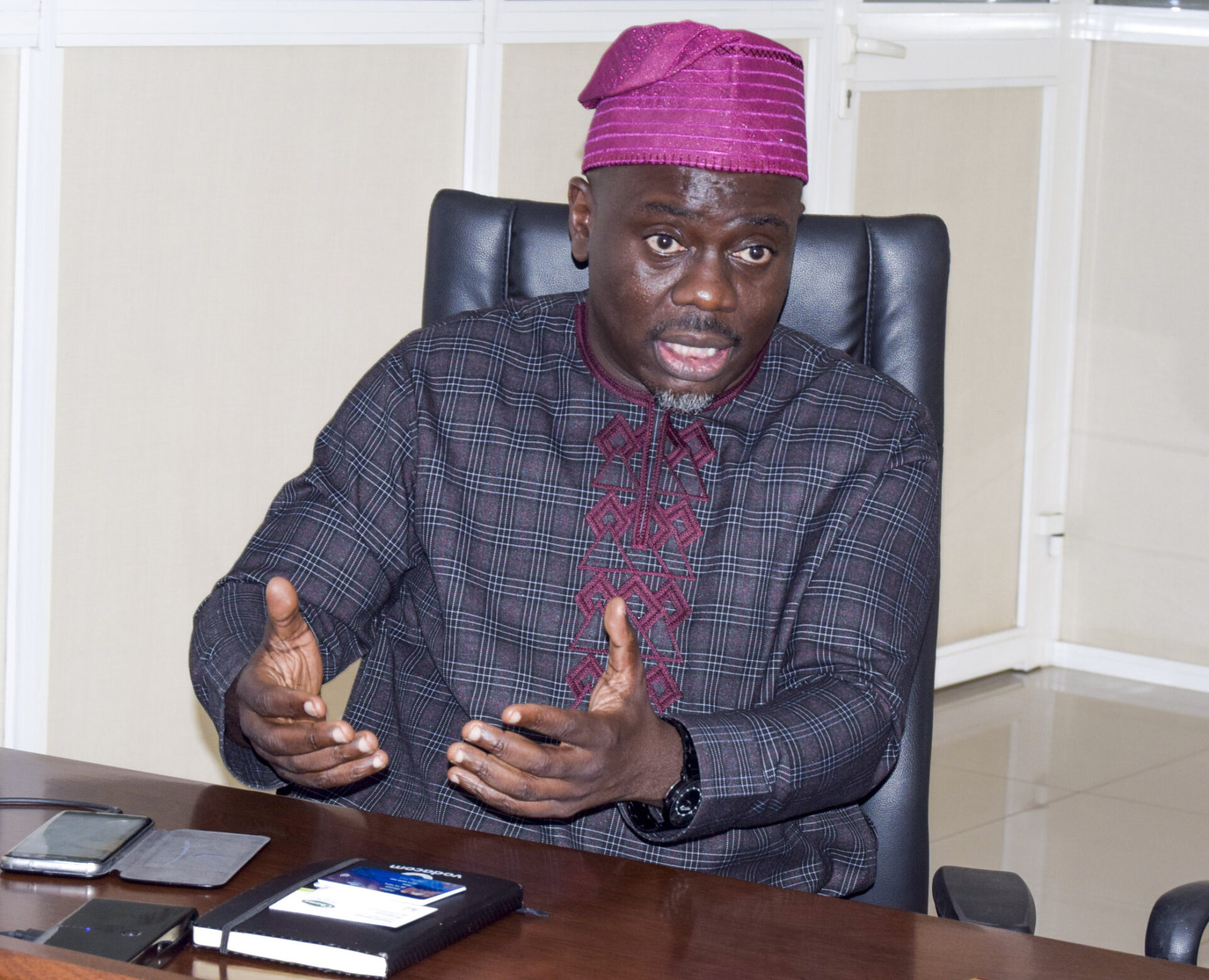 DAWN DG, Owoseni Clear Misconceptions About Amotekun's Mode of Operation, Others