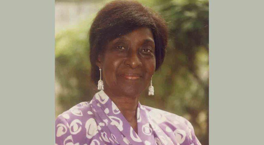 Dr. (Mrs.) Iphigenia Efunjoke Coker MFR, DSc