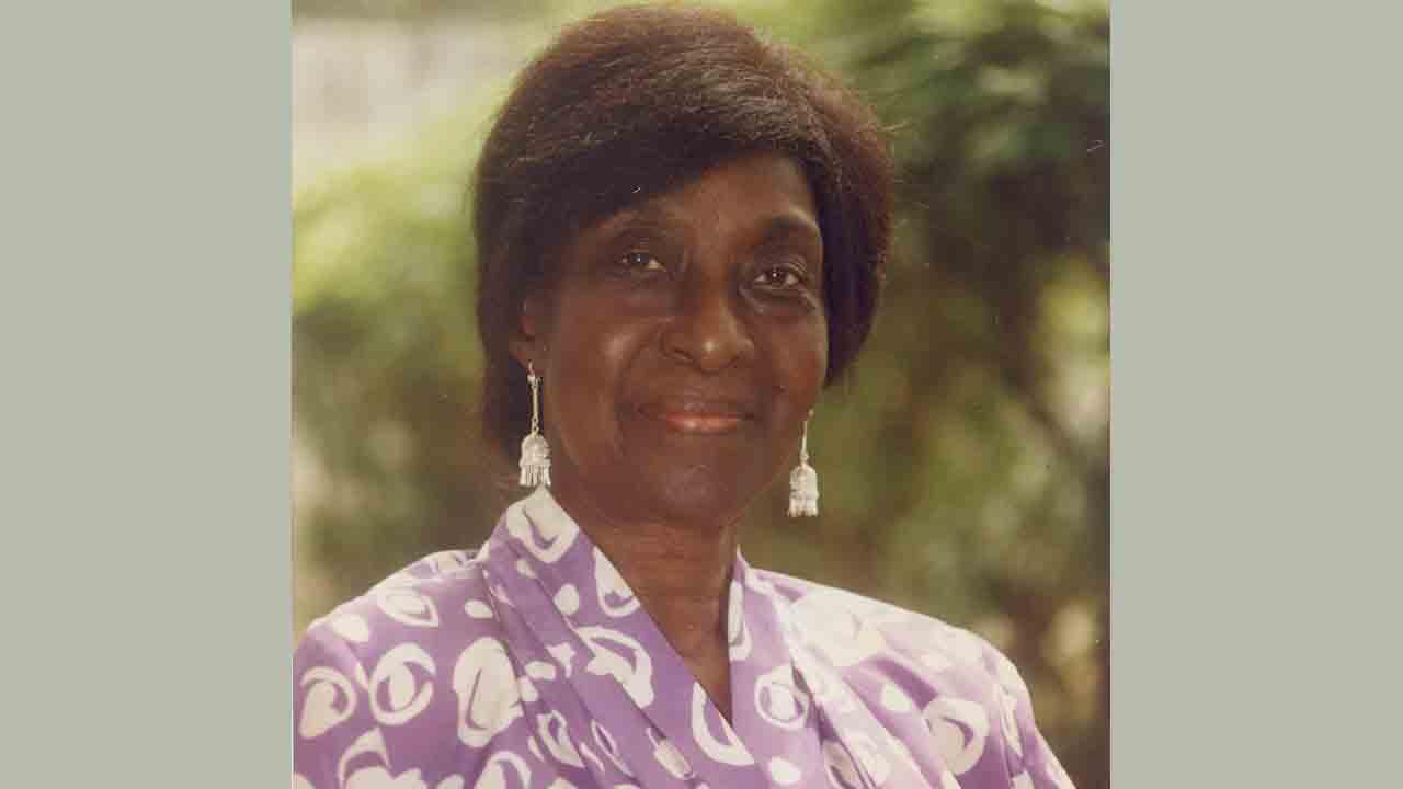 Dr. Efunjoke Coker