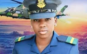 FLYING OFFICER Tolulope Arotile (1995-2020)