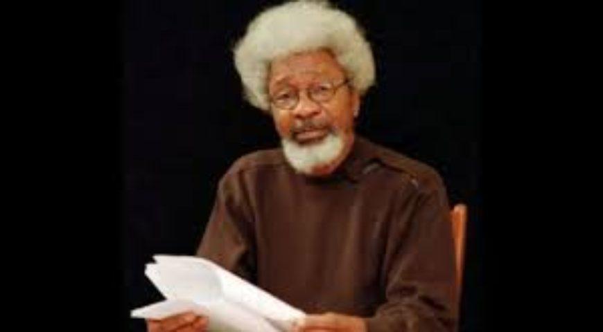 Professor Wole Soyinka