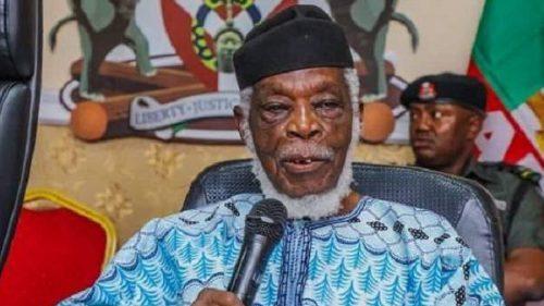 Chief Ayo FASANMI