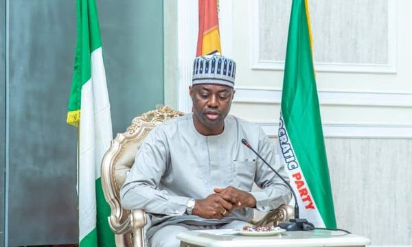 Gov. Seyi Makinde Inaugurates Committee for Oyo Development Plan