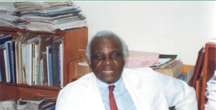 Emeritus Professor Adelola ADELOYE (1935 – 2021)