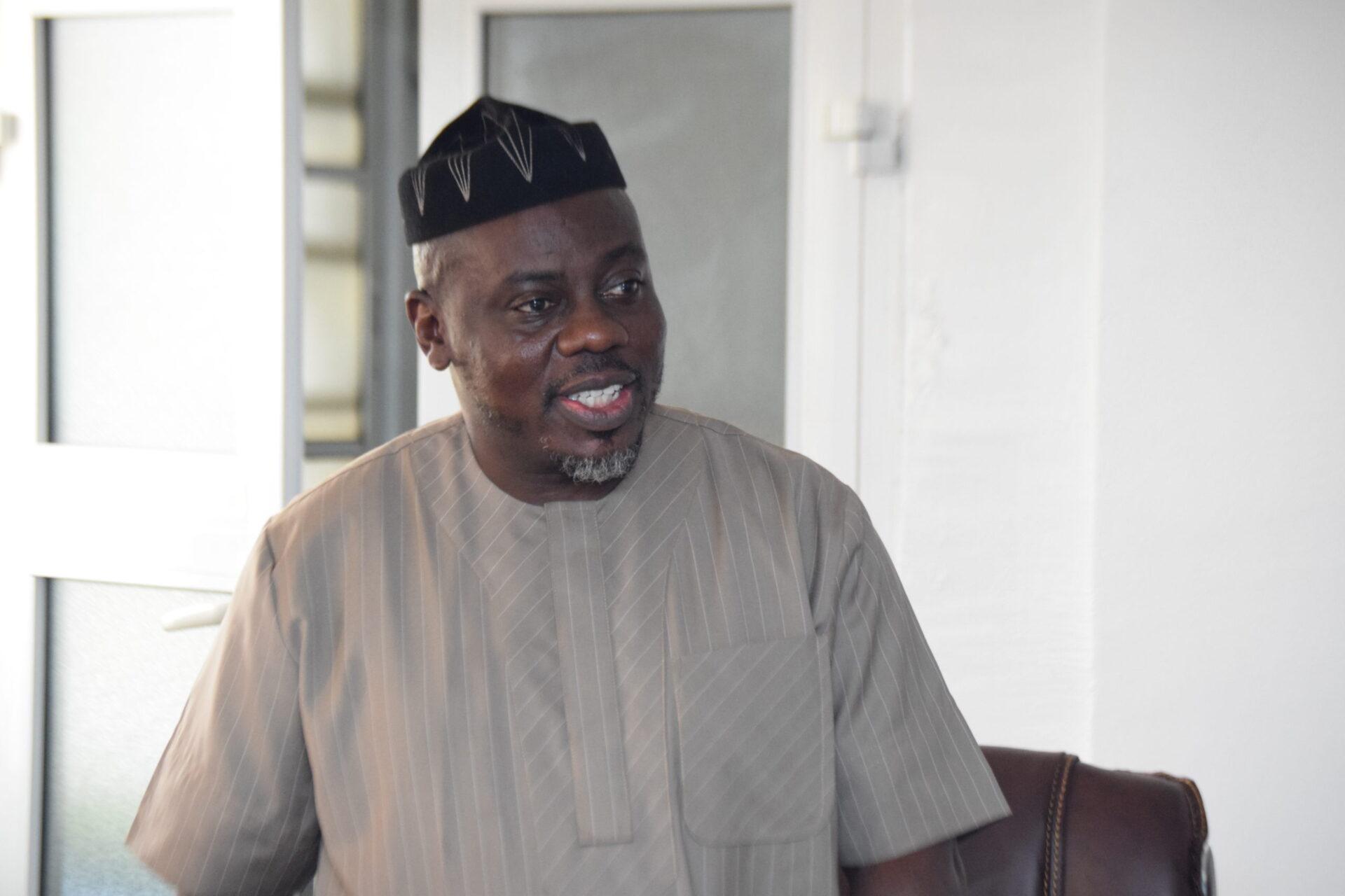 Seye Oyeleye - Western Nigeria Digital Literacy